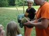 Sekání louky a entomologická exkurze